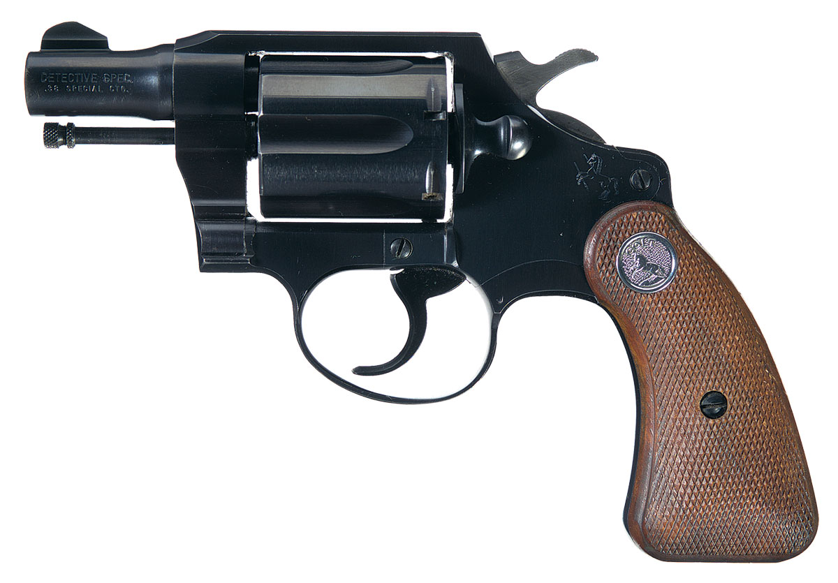 Smith Wesson Model 10 38cal
