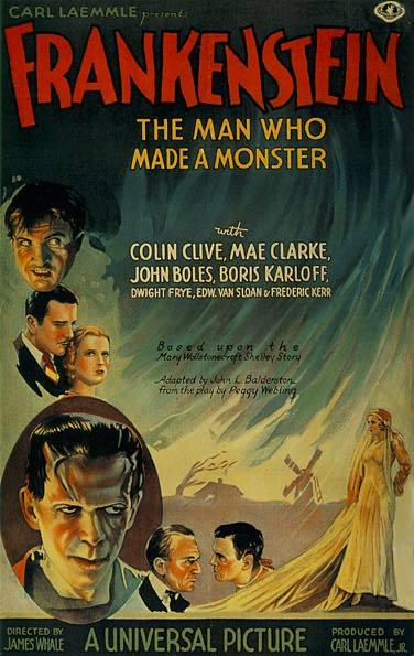 The Classic Horror Films (1919 - 1949)